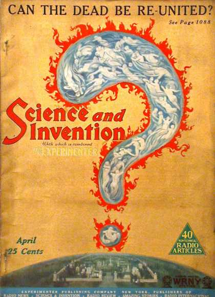 Science and Invention - 4/1926
