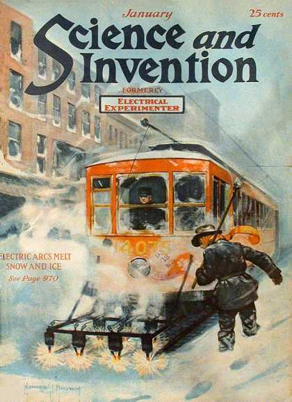 Science and Invention - 1/1921