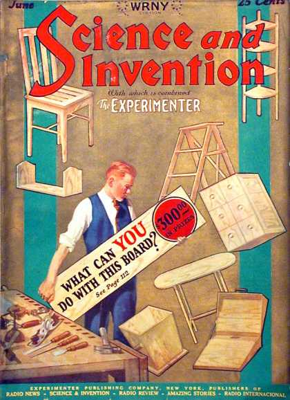 Science and Invention - 6/1926