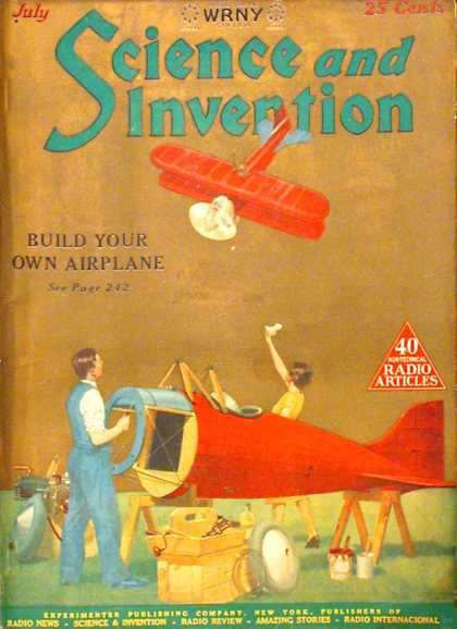 Science and Invention - 7/1926