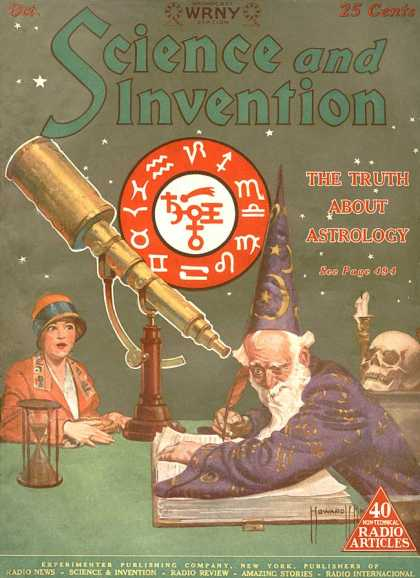 Science and Invention - 10/1926