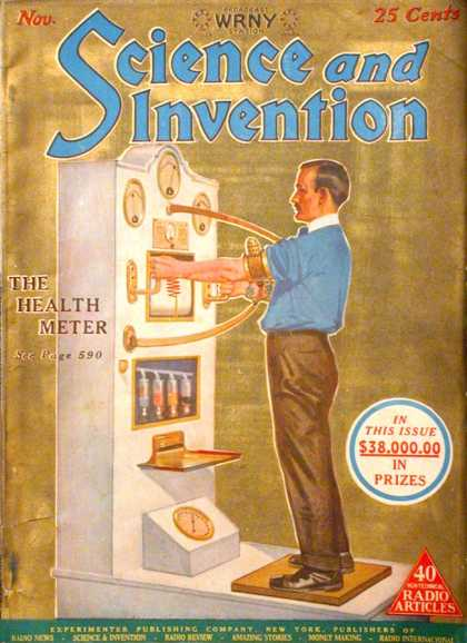 Science and Invention - 11/1926