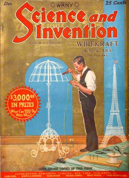 Science and Invention - 12/1926