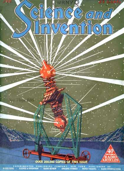 Science and Invention - 2/1927