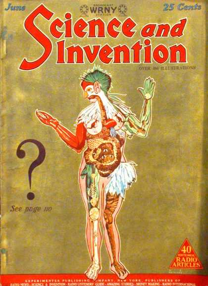 Science and Invention - 6/1927