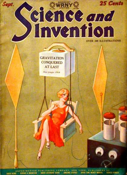 Science and Invention - 9/1927
