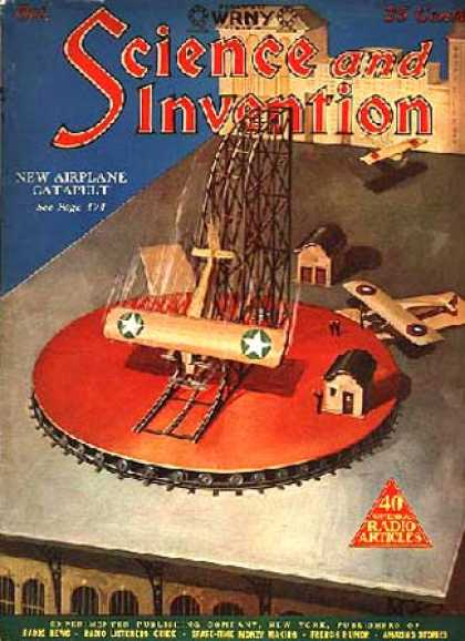 Science and Invention - 10/1927