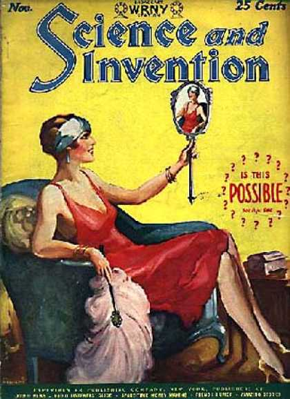 Science and Invention - 11/1927