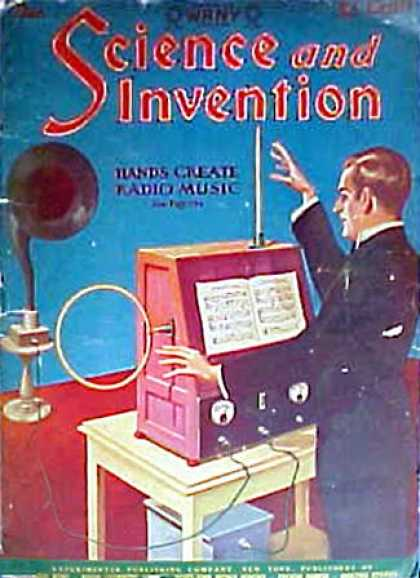 Science and Invention - 12/1927
