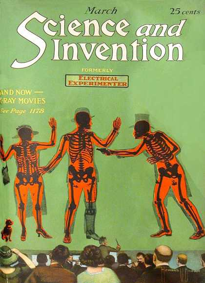 Science and Invention - 3/1921