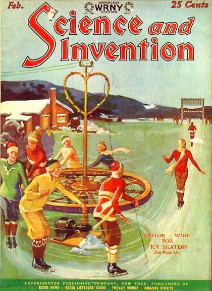 Science and Invention - 2/1928