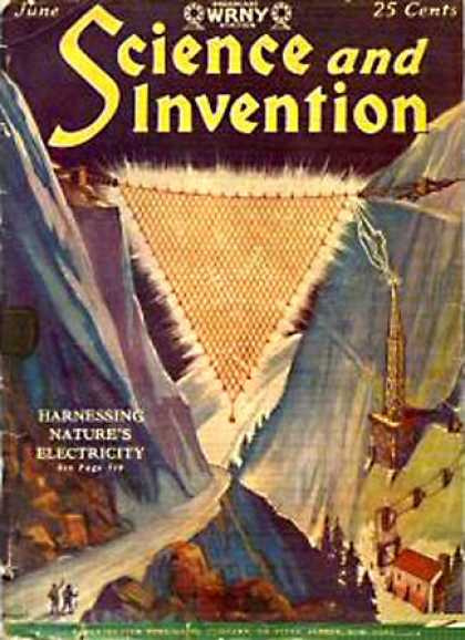 Science and Invention - 6/1928