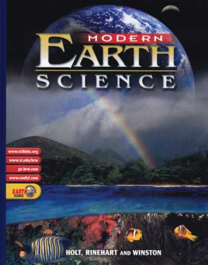 Science Books - Modern Earth Science