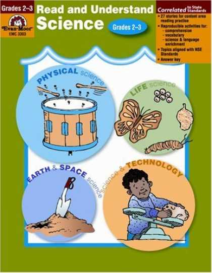 Science Books - Read and Understand Science, Grades 2-3
