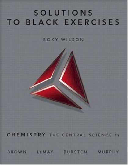 Science Books - Solutions to Black Exercises for Chemistry: The Central Science