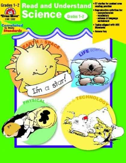 Science Books - Read and Understand Science, Grades 1-2