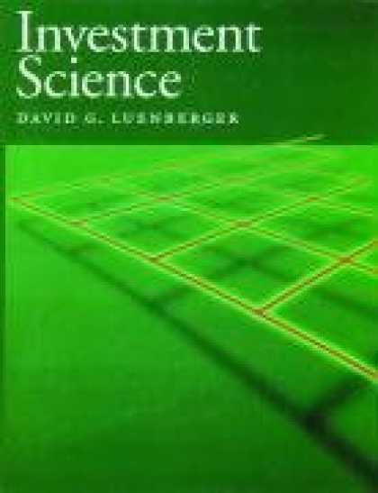 Science Books - Investment Science
