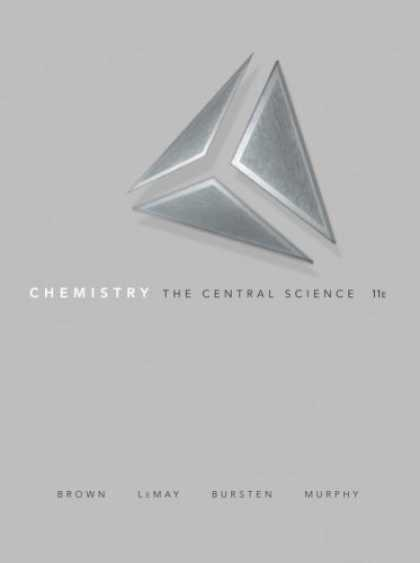 Science Books - Chemistry: The Central Science (11th Edition) (MasteringChemistry Series)