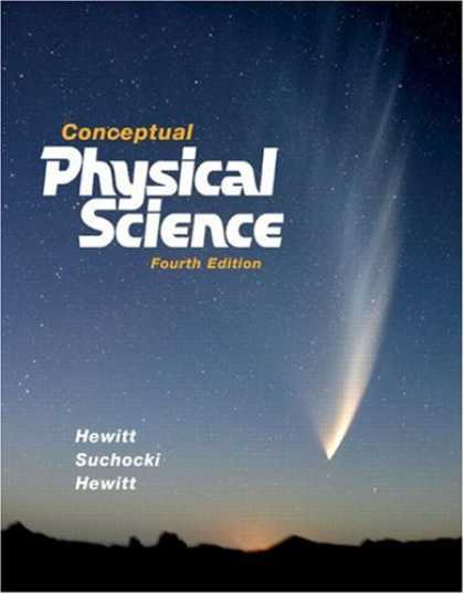 Science Books - Conceptual Physical Science (4th Edition)