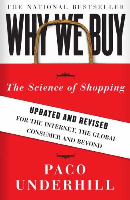 Science Books - Why We Buy: The Science of Shopping--Updated and Revised for the Internet, the G