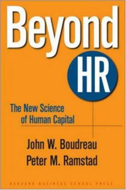 Science Books - Beyond HR: The New Science of Human Capital