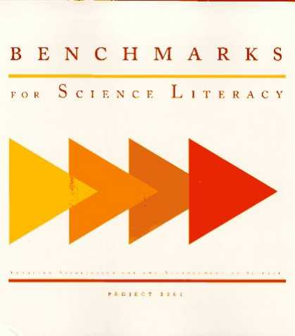 Science Books - Benchmarks for Science Literacy (Benchmarks for Science Literacy, Project 2061)