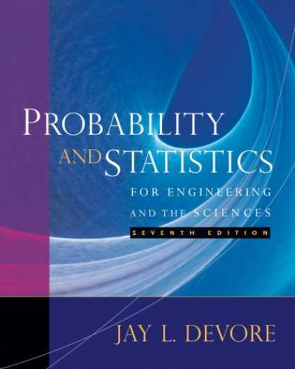 Science Books - Probability and Statistics for Engineering and the Sciences (with Student Suite