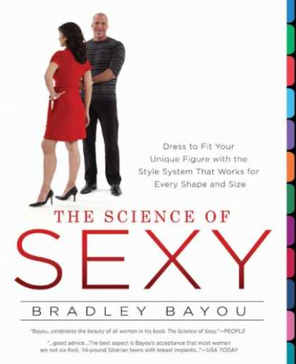 Science Books - The Science of Sexy: Dress to Fit Your Unique Figure with the Style System That