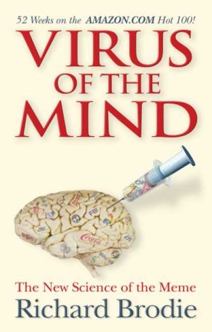 Science Books - Virus of the Mind: The New Science of the Meme