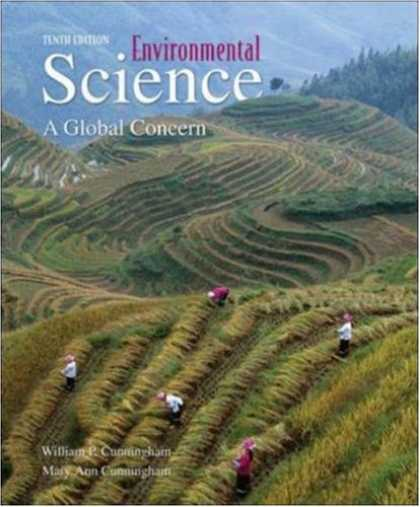 Science Books - Environmental Science: A Global Concern