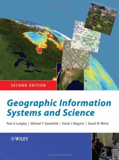 Science Books - Geographic Information Systems and Science
