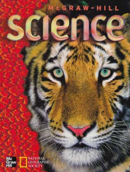 Science Books - McGraw-Hill Science (Grade 5)