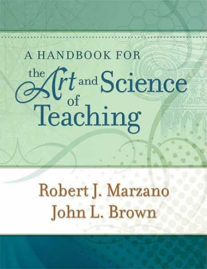 Science Books - A Handbook for the Art and Science of Teaching