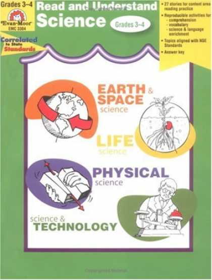 Science Books - Read and Understand Science, Grades 3-4