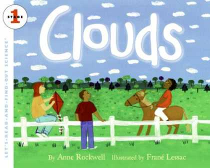 Science Books - Clouds (Let's-Read-and-Find-Out Science 1)