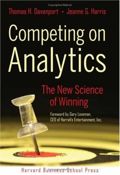 Science Books - Competing on Analytics: The New Science of Winning