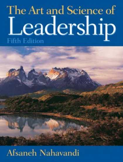 Science Books - Art and Science of Leadership (5th Edition)