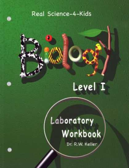 Science Books - Real Science-4-Kids, Biology Level 1, Laboratory Worksheets