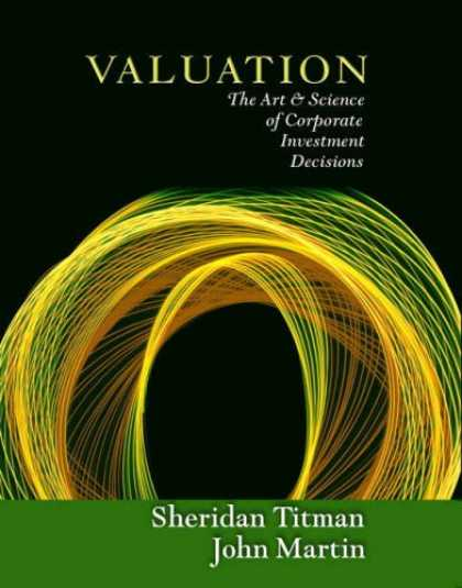 Science Books - Valuation: The Art and Science of Corporate Investment Decisions (Addison-Wesley