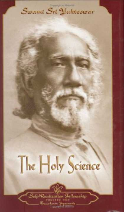 Science Books - The Holy Science