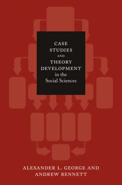 Science Books - Case Studies and Theory Development in the Social Sciences (BCSIA Studies in Int
