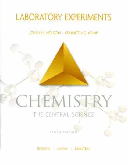 Science Books - Chemistry the Central Science, Laboratory Experiments (10th Edition)