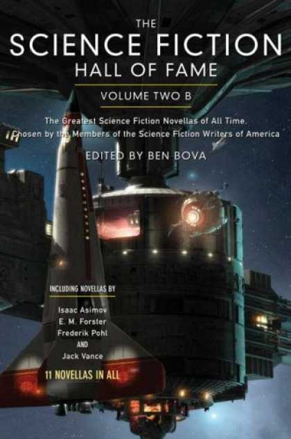 Science Books - The Science Fiction Hall of Fame, Volume Two B: The Greatest Science Fiction Nov