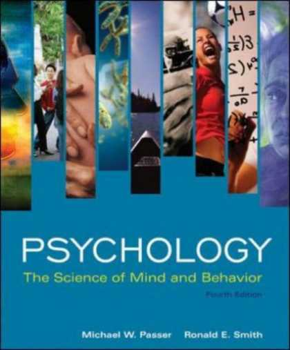 Science Books - Psychology: The Science of Mind and Behavior