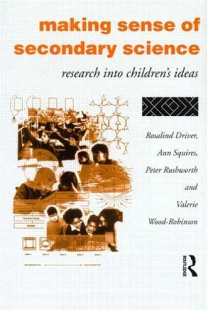 Science Books - Making Sense of Secondary Science: Research into Children's Ideas