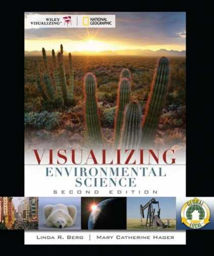 Science Books - Visualizing Environmental Science (VISUALIZING SERIES)