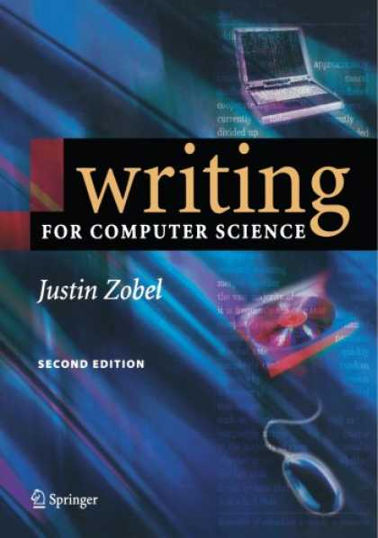 Science Books - Writing for Computer Science