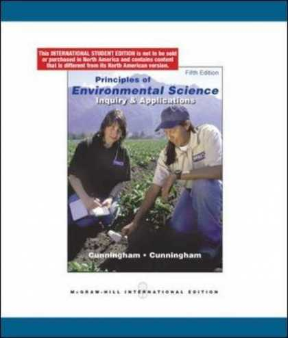 Science Books - Principles of Environmental Science