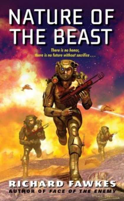 Science Books - Nature of the Beast (Military Science Fiction Series)