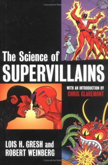 Science Books - The Science of Supervillains